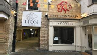 Primary Photo of Unit 7, Red Lion Yard, Red Lion Walk, COLCHESTER, Essex, CO1 1DX