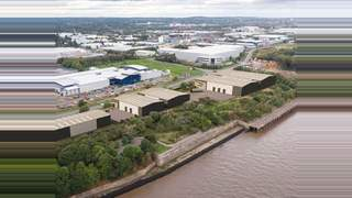 Primary Photo of Unit 1 & 2 Riverview Phase 3 Wirral International Business Park Bromborough Wirral CH62 3RL