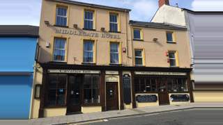 Primary Photo of Middlegate Hotel Main Street, Pembroke Sir Benfro, SA71 4JS