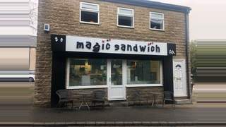 Primary Photo of The Magic Sandwich