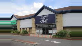 Primary Photo of Forest Retail Park, London Road, Thetford IP24 3QL