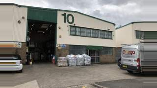 Primary Photo of Robin Hood Industrial Estate, Alfred St S, Nottingham NG3 1GE