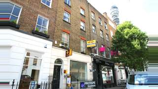Primary Photo of At 83 Charlotte Street, Fitzrovia, W1T 4PR