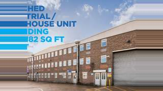 Primary Photo of Unit 1 Forest Trading Estate, Priestley Way, Walthamstow, London, E17 6AL