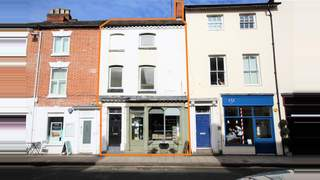 Primary Photo of 129 Regent Street, Leamington Spa, Warwickshire, CV32 4NX