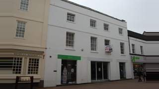 Primary Photo of First & Second Floors 34-36 Market Street, Lichfield, WS13 6LH