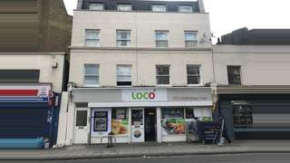 Primary Photo of 233 Coldharbour Lane, Brixton, London SW9 8RR