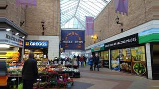 Primary Photo of Middle Entry Shopping Centre, Market Place, TAMWORTH, Staffordshire, B79 7NJ