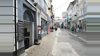 Primary Photo of Rumbling Tum Cafe, 48 Church St, Falmouth TR11 3EA
