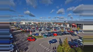 Primary Photo of Unit 5, The A1 Retail Park, Biggleswade, SG18 8PS