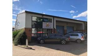 Primary Photo of Warehouse/Workshop With 1st Floor Office Suite, 11 Martinfield Business Centre, Welwyn Garden City