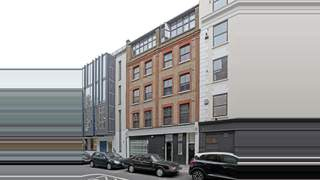Primary Photo of Galaxy House, 2-4 Whitfield St, Fitzrovia, London W1T 2RD