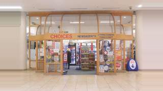 Primary Photo of Choices Newsagents, Lower Qube, intu Metrocentre, Gateshead