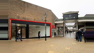 Primary Photo of Unit 62A Belvoir Shopping Centre, Coalville, LE67 3XB
