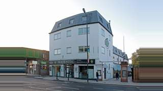 Primary Photo of Majestic Building, 421 New Kings Road, Fulham, SW6 4NR