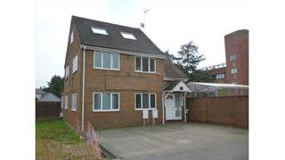Primary Photo of Detached Office Building with Parking, Chequers House, Stevenage