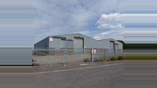 Primary Photo of Warehouse B, Newdown Road, South Park Industrial Estate, Scunthorpe, North Lincolnshire DN17 2TX