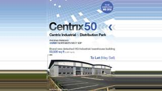 Primary Photo of Centrix 50, Phoenix Parkway, Corby, Northants, NN17 5AF