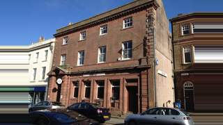 Primary Photo of 69 Lowther St, Whitehaven, Cumbria CA28 7AD