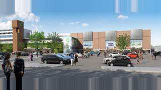 Primary Photo of Corby - Corby Town Shopping & Willow Place, NN17 1BH