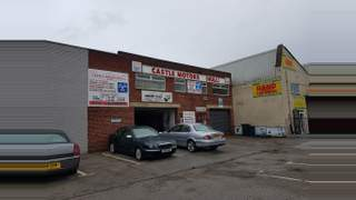 Primary Photo of Former Castle Motors Strickland Street, HU3 4A3