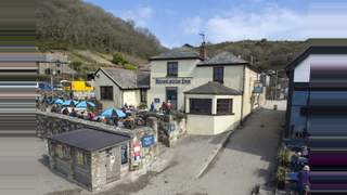 Primary Photo of The Rashleigh Inn, POLKERRIS, Par