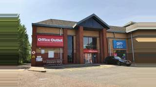 Primary Photo of Unit 3, Rampart Court Retail Park, Rampart Way, Telford, Shropshire, TF3 4AS