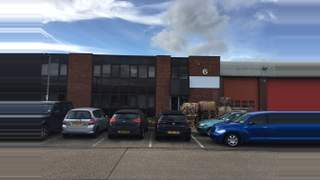 Primary Photo of Unit 6 Great Cambridge Industrial Estate, Lincoln Road, Enfield, EN1 1SH