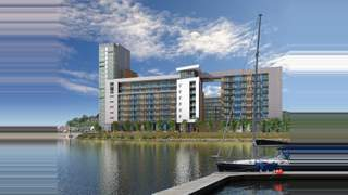 Primary Photo of Horizon, Prospect Place, Cardiff Bay CF11 0JF