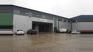 Primary Photo of Chancery Gate Business Centre, Cradock Road, Reading RG2 0AH