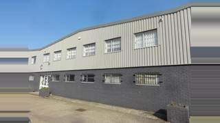 Primary Photo of UNIT C MANAWEY INDUSTRIAL ESTATE, HOLDER ROAD, ALDERSHOT - Confidentially Available