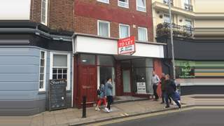 Primary Photo of 47, 47a St James's St, Brighton BN2 1RG