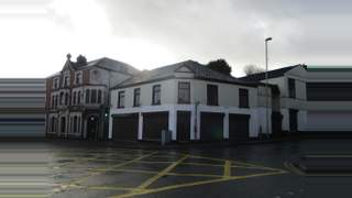 Primary Photo of Substantial Town Centre Shop & Premises, 145 Commercial Street, Maesteg, CF34 9DW