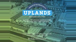 Primary Photo of Uplands Business Park, Blackhorse Lane, Walthamstow, London E17 5QN