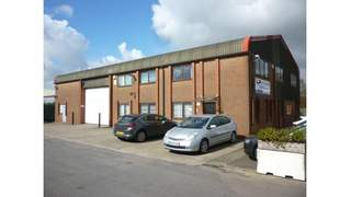 Primary Photo of High specification detached warehouse / production, Unit 3, 24-26 Boulton Road, Stevenage