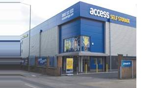 Primary Photo of Access Self Storage, Oyster Lane, Byfleet, KT14 7JF