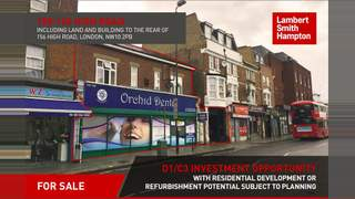 Primary Photo of 158  160 High Road Willesden London NW10 2PB