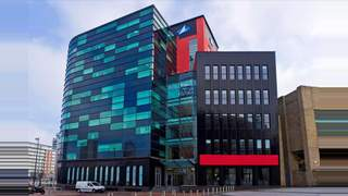 Primary Photo of Digital World Centre, 1 Lowry Plaza, The Quays