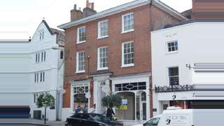 Primary Photo of First Floor, 210 High Street, Guildford, Surrey, GU1 3JB