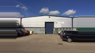 Primary Photo of Unit 3B Standard Industrial Estate, Henley Road, Silvertown, London, E16 2ES