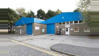 Primary Photo of Unit 11 Headlands Trading Estate Swindon, Wiltshire, SN2 7JQ