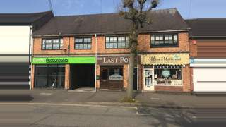 Primary Photo of 34a Eastgate St, Stafford ST16 2LZ