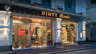Primary Photo of Dirty Blonde, 75-79 East Street, Brighton, BN1 1NF