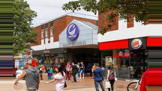 Primary Photo of Grays Shopping Centre Crown Road Grays Essex RM17 6QE