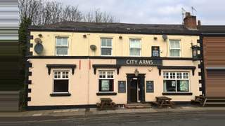 Primary Photo of The City Arms, 56 Chester St, Saltney, Chester CH4 8BJ