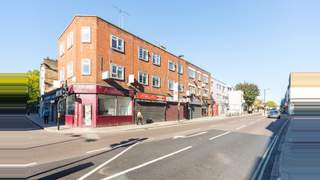 Primary Photo of Hornsey Road, Hornsey, London
