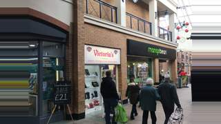 Primary Photo of Unit 31a Carlton Lanes Shopping Centre, Carlton Lanes Shopping Center, Castleford, WF10 1AD