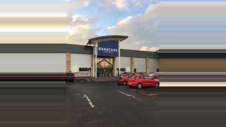 Primary Photo of 10, Glencairn Retail Park, Low Glencairn St, Kilmarnock KA1 4AY