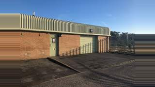 Primary Photo of Unit 8 Kyle Industrial Estate Irvine KA12 0HW