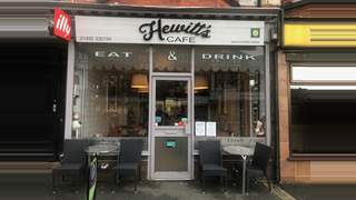 Primary Photo of Hewitts Cafe